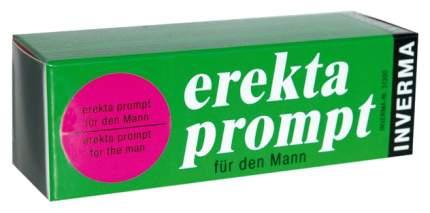 Возбуждающий крем Inverma Erekta Prompt для мужчин 13 мл