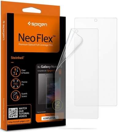 Пленка Spigen Film Neo Flex HD для Samsung Galaxy Note 10 Clear