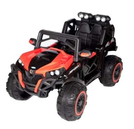 Двухместный электромобиль Barty Buggy T777MP 4x4, с ЖК монитором, Красный