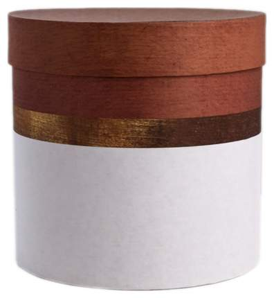 Подарочная коробка круглая «Пантон 04», 19 × 19 см Sima-Land