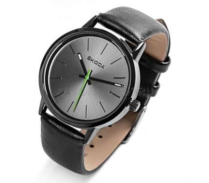 Женские часы черные VAG 000050801L