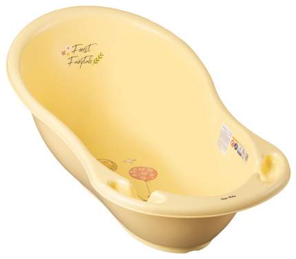 "Ванна ""Лесная сказка"", цвет: светло-желтый, 102 см"