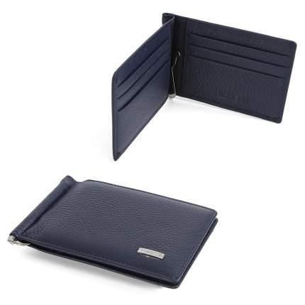Зажим для денег FABRETTI 32006D-110 синий