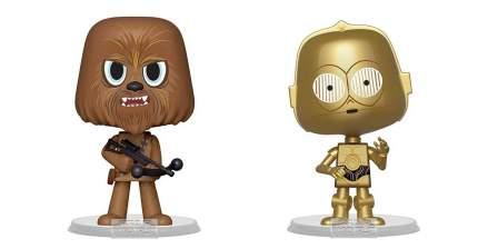 Фигурка Funko VYNL Movies: Star Wars: Chewbacca and C-3PO