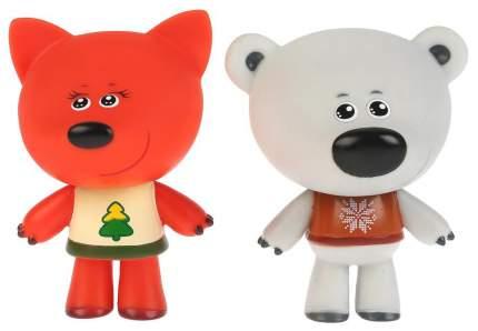 Набор из 2-х игрушек для ванны Капитошка Ми-ми-мишки