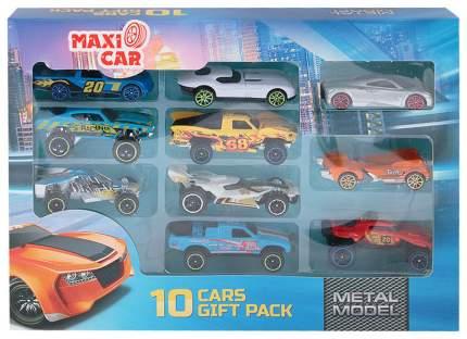 Набор машинок Zhorya Maxi Car 10 штук i-H868-10