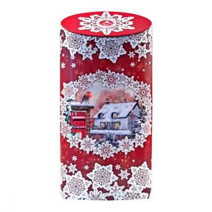 Чай ИМЧ снежные кружева красная черный листовой 50 г