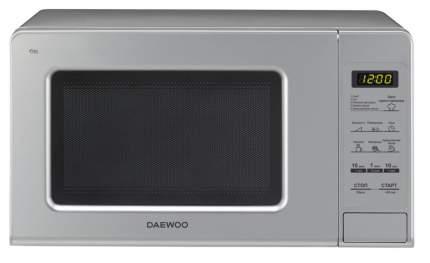 Микроволновая печь соло Daewoo KOR-770BS Silver