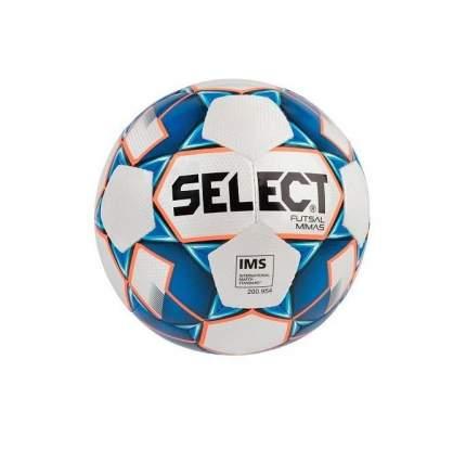 Футзальный мяч Select Futsal Mimas SS15 №4 white/blue/orange