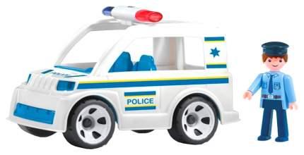 Полицейский автомобиль Efko с водителем 33211EF-CH
