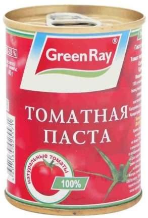 Паста томатная Green Ray 140г