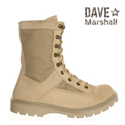 Ботинки для охоты, ботинки для рыбалки Dave Marshall Howard D-8', 42/42 RU, бежевый