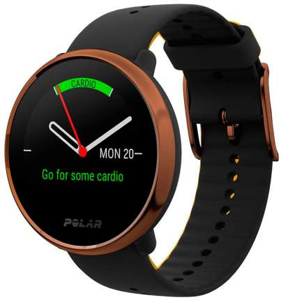 Спортивные часы Polar Ignite M/L 90079362 (Black/Copper)