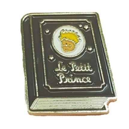 """Значок эмалированный """"Маленький принц. Книга"""""""
