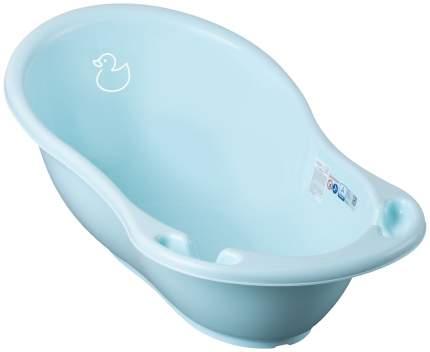 Ванна детская Tega Baby Уточка цв.голубой, 86 см
