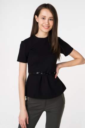 Блуза женская Incity 1.1.2.18.01.04.00650/999999 черная 44 RU