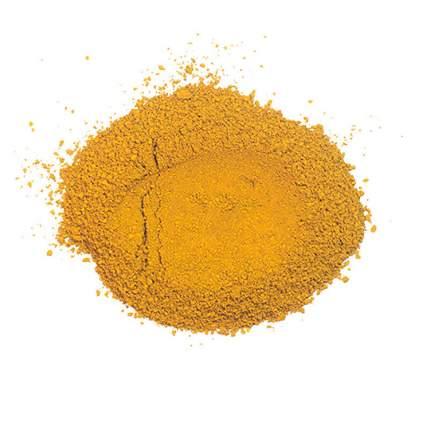 Пигментный порошок желтый оксидный 10 мл, ResinArt
