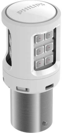 Комплект Светодиодных Ламп P21 Led Red 11498 12v Philips арт. 11498ULRX2