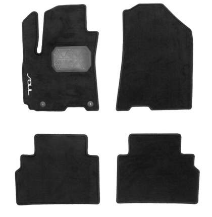 Коврик салона текстильный, soul Hyundai-KIA арт. R8140K0100
