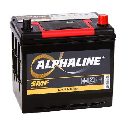 Аккумулятор ALPHALINE STANDARD 75D23L