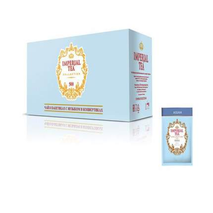 Чай черный индийский Imperial tea collection India Assam 500 пакетиков
