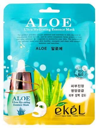 Маска для лица Ekel Aloe Ultra Hydrating Essence Mask 25 г