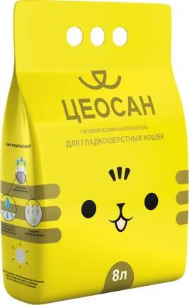 Впитывающий наполнитель для кошек Цеосан - цеолитовый, 5.06 кг, 8 л