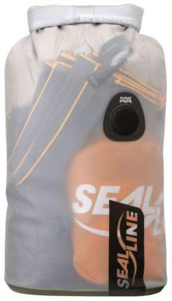 Гермомешок SealLine Discovery View Dry Bag оранжевый 20 л
