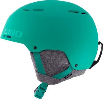 Горнолыжный шлем мужской Giro Combyn 2017, хаки, M