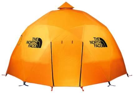 Палатка The North Face 2-Meter Dome 8-местная желтая