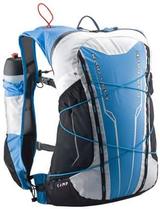 Туристический рюкзак Camp Raid Vest S 20 л голубой