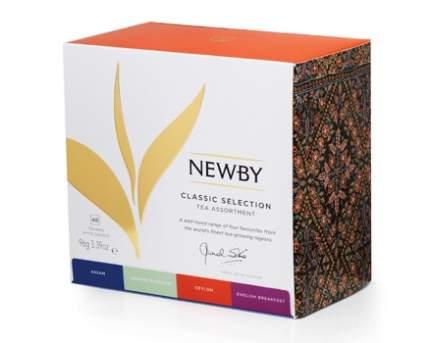 Чай Newby ассорти classic selection 48 пакетиков