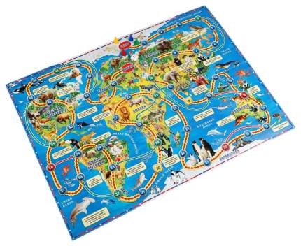 Семейная настольная игра Умка Животный Мир Земли