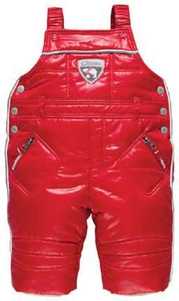 Комбинезон-брюки зимний утепленный Chicco Z 95111, 075 Красный р.80