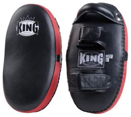 Макивара King KKPCV-1 XL черно-красная