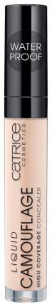Консилер CATRICE Liquid Camouflage High Coverage Concealer 007 Natural Rose 5 мл