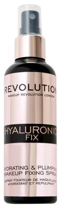 Фиксатор макияжа Makeup Revolution Hyaluronic Fixing Spray 100 мл