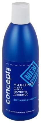 Шампунь Concept Men Revitalizing 300 мл