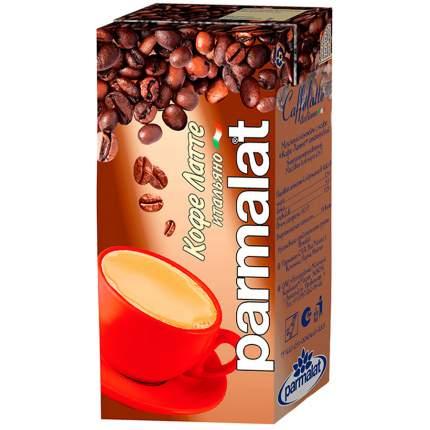 Коктейль Parmalat caffe latte молочный с кофе 2.3% 0.5 л