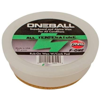 Парафин Oneball F-1 Rub-On для всех температур 85 г