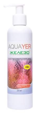 Удобрение для аквариумных растений Aquayer Удо Ермолаева ЖЕЛЕЗО+ 250 мл