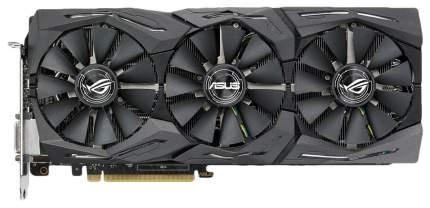Видеокарта ASUS ROG Strix GeForce GTX 1080 Ti (ROG-STRIX-GTX1080TI-11G-GAMING)