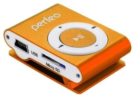 МР3-плеер с клипсой Perfeo Titanium Lite Оранжевый