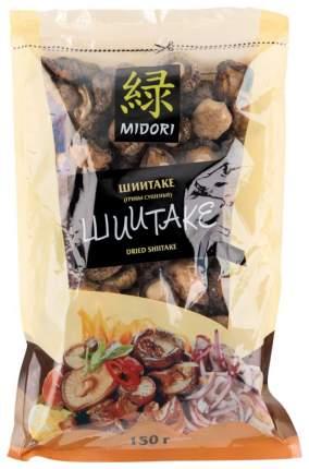 Грибы сушеные Midori шиитаке 150 г