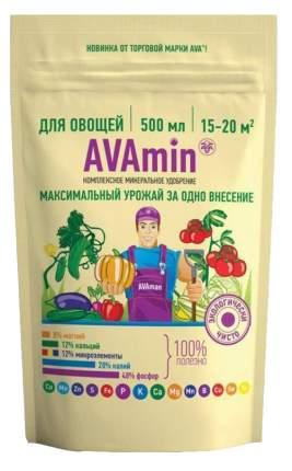 AVA(АВАмин) Для овощей, 500 мл