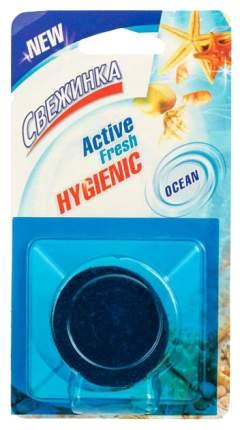 Таблетка для сливного бачка Свежинка океан 40 г
