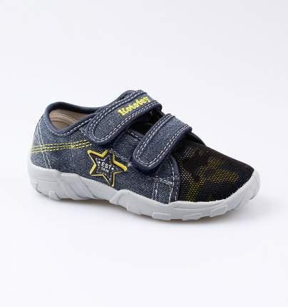 Текстильная обувь Котофей 431121-11 для мальчиков р.27