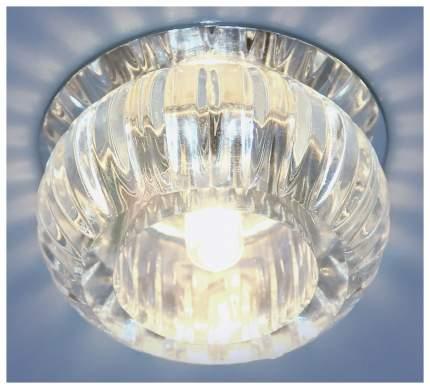 Встраиваемый светильник Elektrostandard 1100 G9 CL Прозрачный a035189