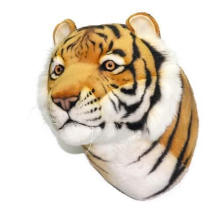 Декоративная игрушка Голова тигра 35 см