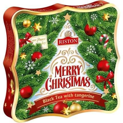 Чай Riston черный рождество 100 г